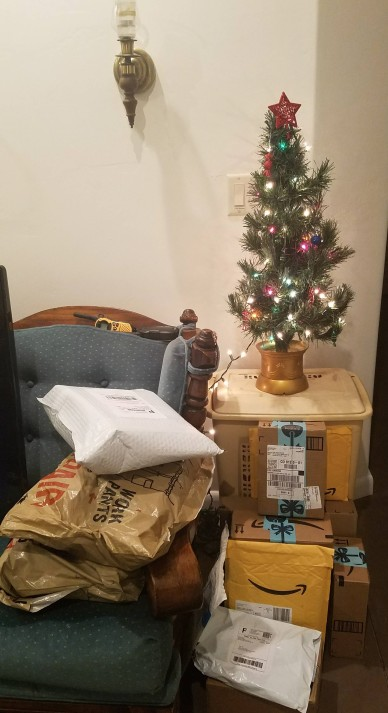 2018-12-25 - Low Key Christmas Wrapping